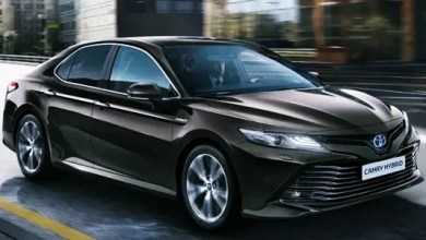 New 2023 Toyota Camry USA Redesign