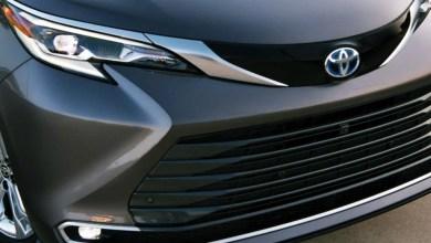 2022 Toyota Sienna Platinum