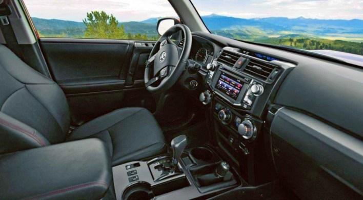 2023 Toyota 4Runner TRD Pro Interior