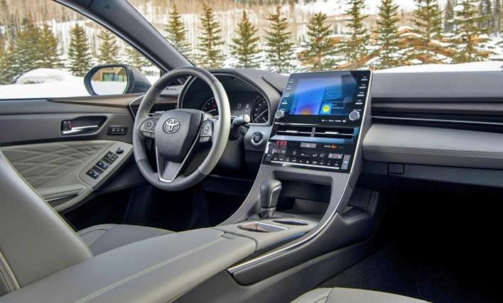 2023 Toyota Avalon Interior