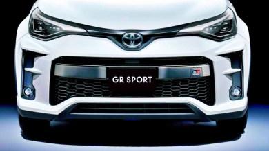 2023 Toyota C-HR GR-Sport