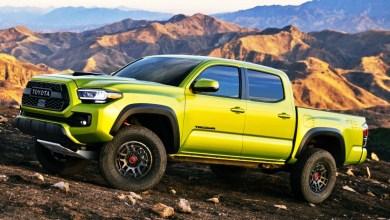 2022 Toyota Tacoma TRD Off-Road
