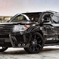 2020 Toyota Land Cruiser Interior, Price, Specs