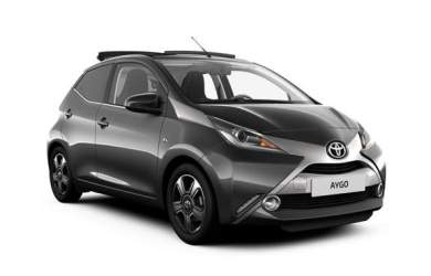2018 Toyota Aygo review