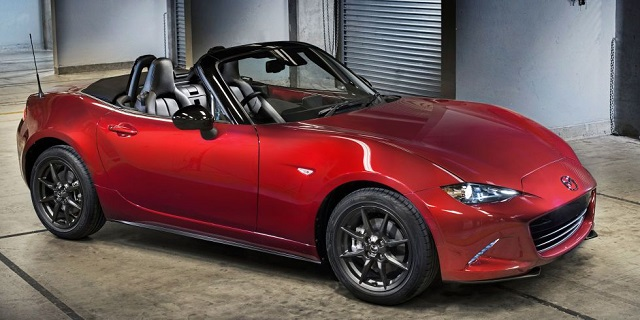 2018 Mazda Miata Convertible Colors Price Release