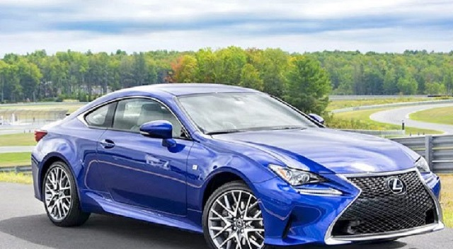 2018 lexus rc 200t review specs interior engine exterior price. Black Bedroom Furniture Sets. Home Design Ideas