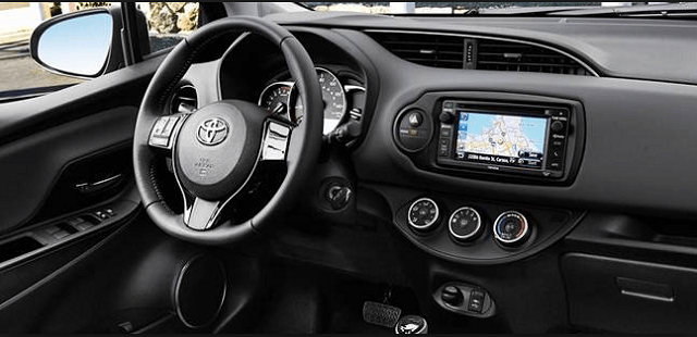 2018 Toyota Yaris Ia Review Sedan Interior Specs
