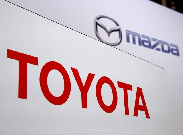 Toyota And Mazda Could Build Joint Electric Vehicle Plant In US