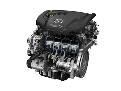 Mazda HCCI engine review
