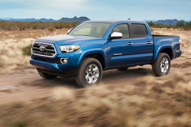 Toyota Tacoma Hybrid Pickup Truck is possible