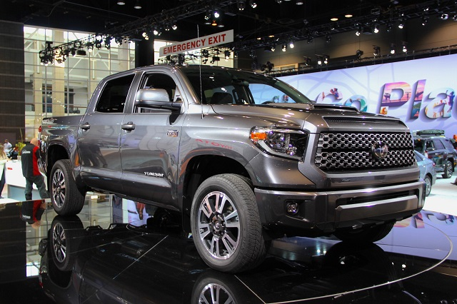 2018 Toyota Tundra With Cummins Diesel V8 Engine Toyota
