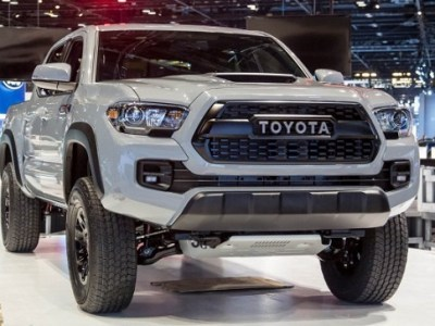 2018 Toyota Tundra with Cummins Diesel V8 Engine