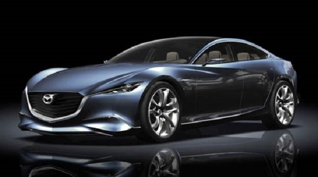 2020 Mazda 6 New Generation based on Shinari Concept review