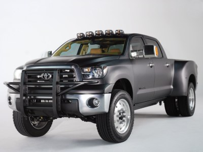 Toyota Tundra Dually Diesel Concept