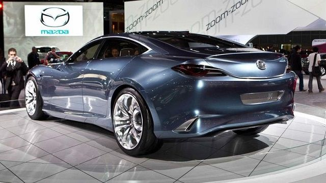 2019 Mazda 6 Turbo Concept photo 3