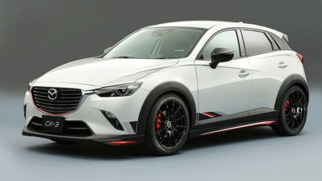 2019 Mazda Cx 3 Changes Price And Specs Toyota Mazda