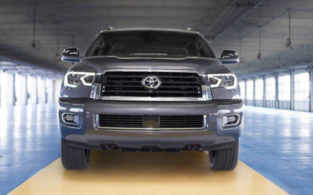2019 Toyota Tundra TRD Pro Diesel front