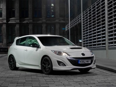 Mazda Discontinued MPS performance cars