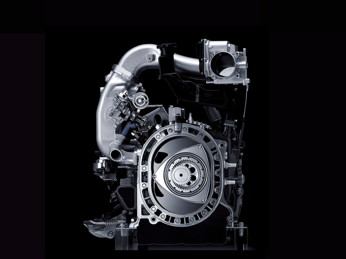 Mazda Is Working On Its New Generation Rotary Engine