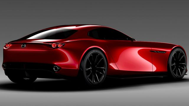 2019 Mazda RX-9 side look