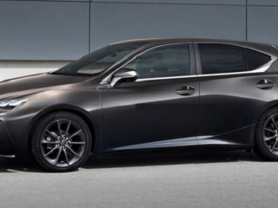 2019 Lexus CT side view