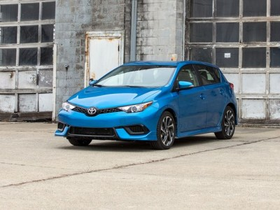 2019 ToyotaCorolla iMHatchback review