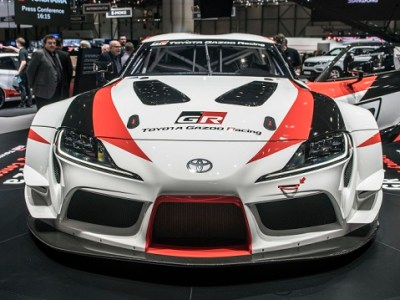 2019 Toyota Supra Gazoo review