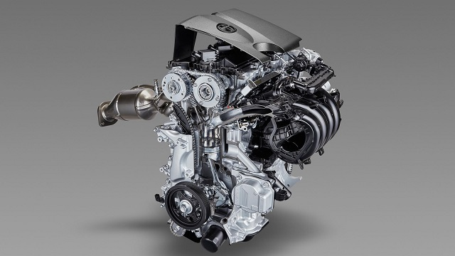 Toyota introduces new engines and new AWD system