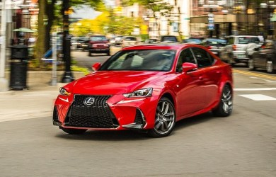 2018 Lexus F Sport review