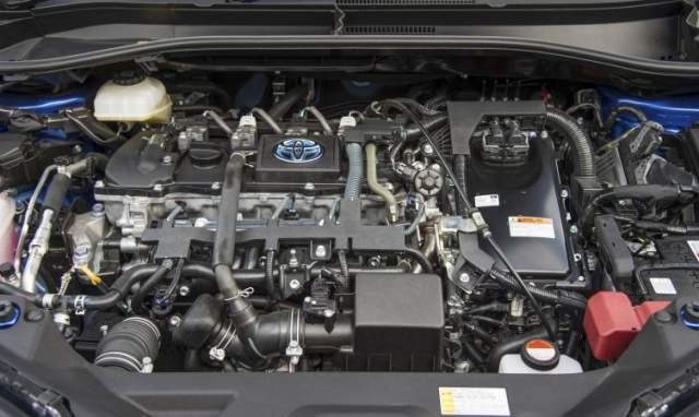 2019 toyota sienna engine