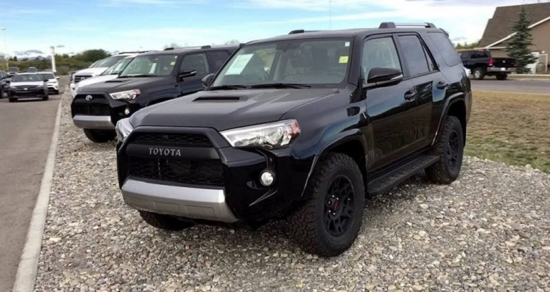 2020 Toyota 4runner Rumors Limited Redesign Toyota Mazda