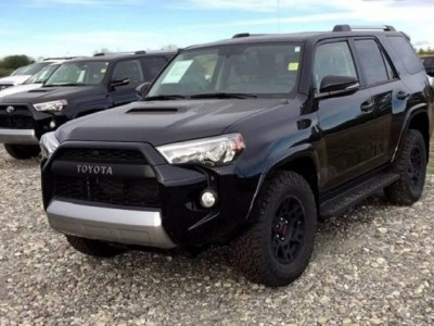 2020 toyota 4runner review