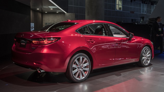 2020 Mazda CX-3 Redesign, Release Date, And Price >> 2019 Mazda 6 AWD rear view - Toyota Mazda