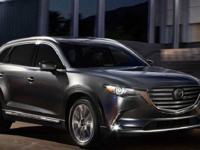 2021 Mazda CX-9 review