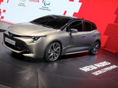 2020 Toyota Auris review