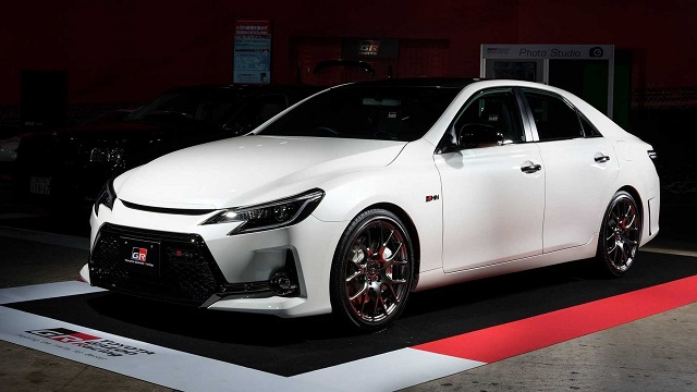 2019 Toyota Mark X