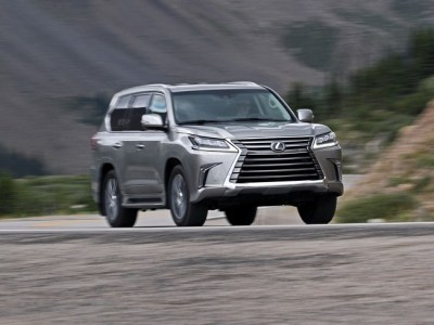 2020 Lexus LX 570 review