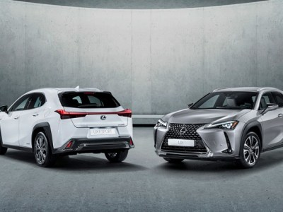 2020 Lexus UX 200 and UX 250h