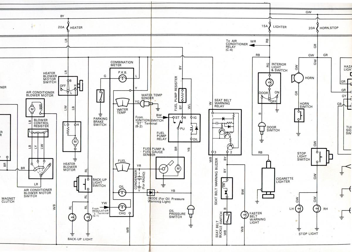 Complete Factory Wiring Diagram