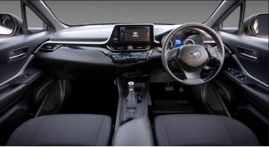 2019 Toyota C HR Review Engine And Release Date Toyota