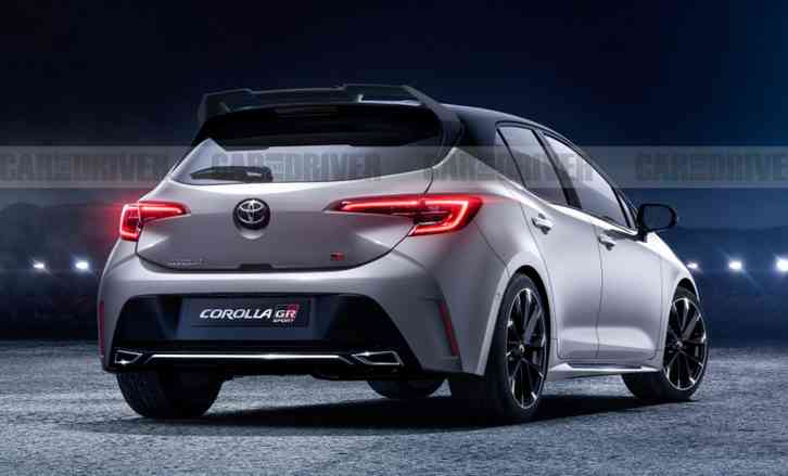 Toyota corolla 2022 sedan will compete with models like the VW Golf GTI in the United States