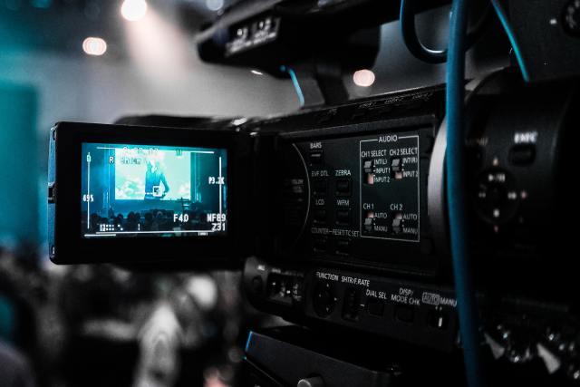 camera video cámara grabar