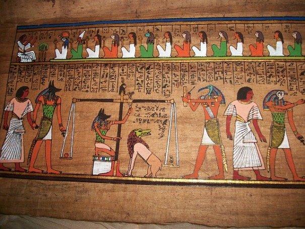 EN EGIPTO SE PRACTICABA EL CANIBALISMO