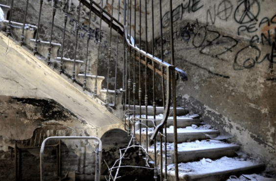 MYSTERY PLACES OF THE WORLD: THE PSYCHIATRIC INSTITUTES OF ITALY