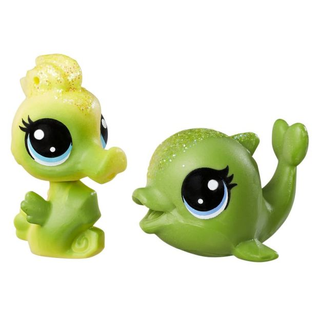 LITTLEST PET SHOP RAINBOW BFFs