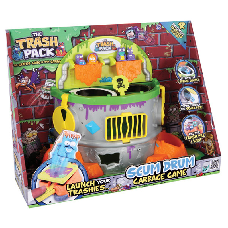 free coloring pages of trash pack toys