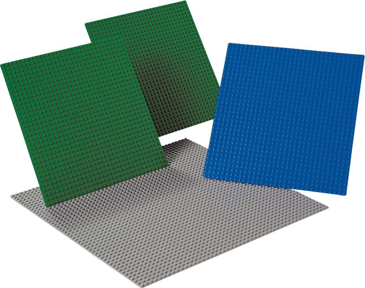 71Zzu9 qBXL. SL1266  - LEGO Education Large Building Plates 4570274 (4 Pieces)