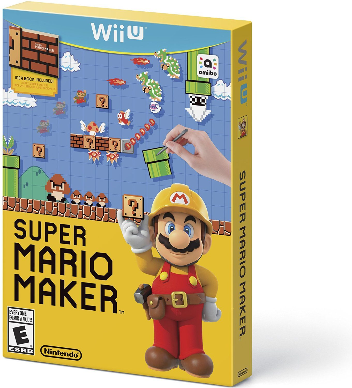 817mJl8ozIL. AC SL1500  - Super Mario Maker - Nintendo Wii U
