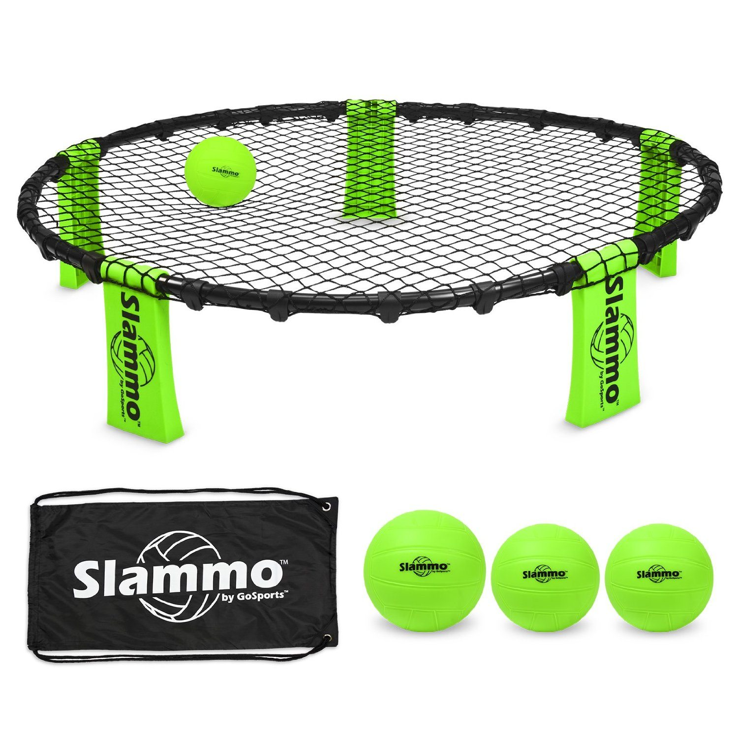 81pn8uYyXCL. SL1500  - GoSports Slammo Game Set (Includes 3 Balls, Carrying Case and Rules)