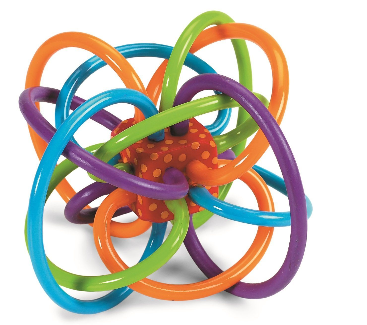 71drfXxQz3L. SL1480  - Manhattan Toy Winkel Rattle and Sensory Teether Activity Toy